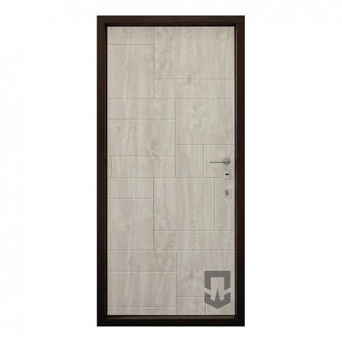 Входные двери ПАТРИОТ Пазл  LS_Kale в квартиру