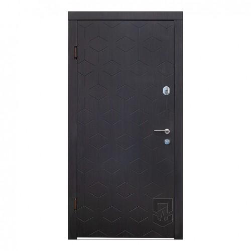 Входные двери ПАТРИОТ Point  LS_Kale в квартиру