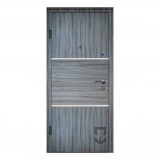 Входные двери ПАТРИОТ Прима (AL+DEC) LS_Kale в квартиру