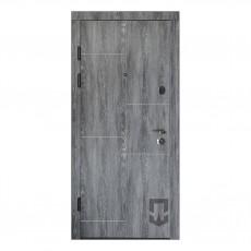 Входные двери ПАТРИОТ Сити (AL) LS_Secureme в квартиру