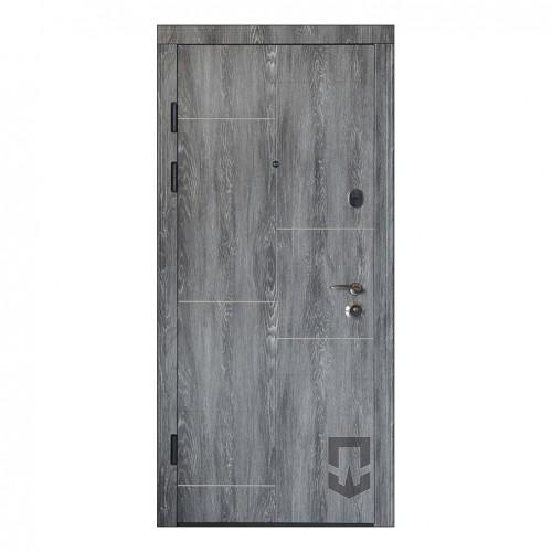 Входные двери Сити (AL) LS_Secureme в квартиру