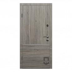 Входные двери ПАТРИОТ София (AL+DEC) MS в квартиру