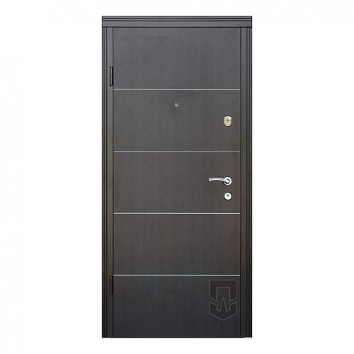 Входные двери ПАТРИОТ Соло (AL) PS в квартиру