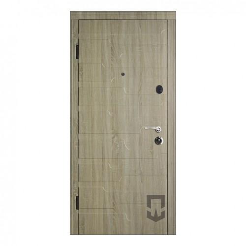 Входные двери ПАТРИОТ Степ MS в квартиру