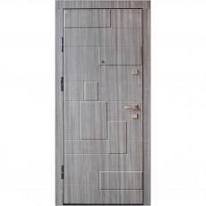 Входные двери Уют ДУЭТ Дуб Кантри в квартиру