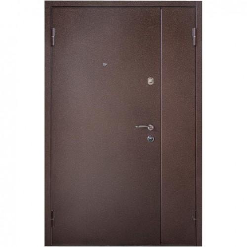 Входные двери Уют ГРАНИТ уличные (двухстворчатые)