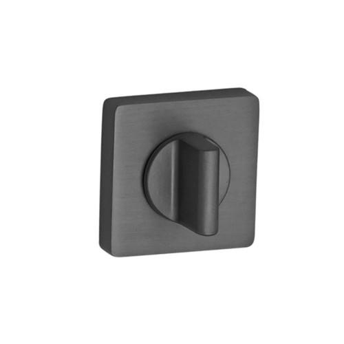 Фиксатор ТМ SYSTEM (квадрат) черный матовый никель