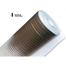Подложка фольгинированная 4мм(50 м)