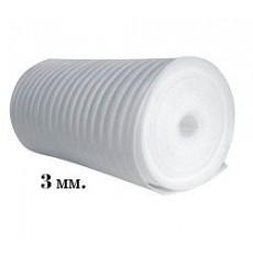 Подложка под ламинат повышенной плотности  3 мм (50 м)