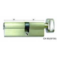 Цилиндр латунный IMPERIAL СК 60 (30*30) t/к лаз.