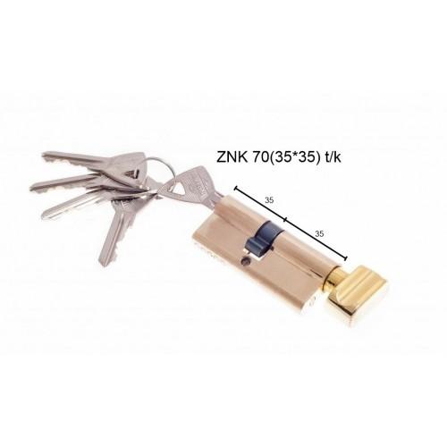 Цилиндр цинковый IMPERIAL  ZNK 70 (35*35) t/к англ.